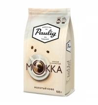 Кофе молотый Paulig Mokka 100г пачка