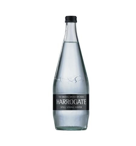 фото: Вода питьевая Harrogate без газа стекло, 750мл