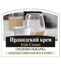 Кофе в зернах Монтана Кофе ароматизированный Ирландский крем 150г