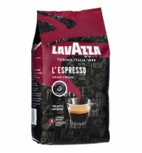 Кофе в зернах Lavazza Gran Crema Espresso 1кг пачка