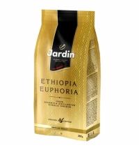 Кофе молотый Jardin Ethiopia Euphoria (Эфиопия Эйфория) 250г пачка