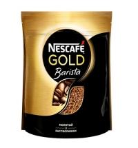 Кофе растворимый Nescafe Gold Barista 150г пакет
