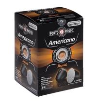 Кофе в капсулах Porto Rosso Americano 10шт 50г