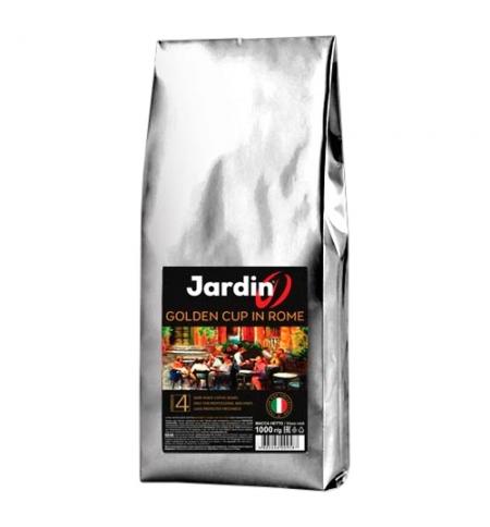 фото: Кофе в зернах Jardin Golden Cup In Rome (Голден Кап Ин Ром) 1кг пачка, для сегмента HoReCa