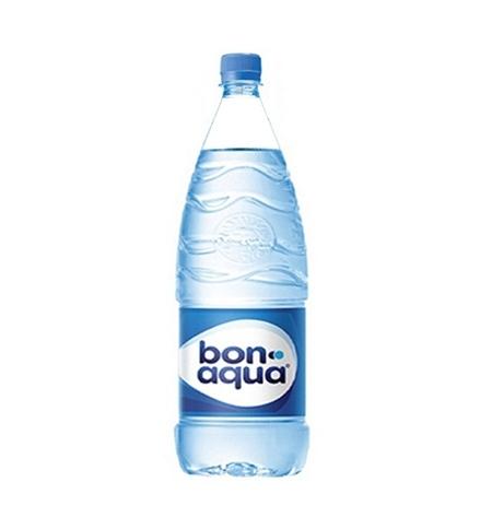 фото: Газированная вода Бонаква 1 л, ПЭТ