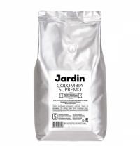 Кофе в зернах Jardin Columbia Supremo (Колумбия Супремо) 1кг пачка, для сегмента HoReCa