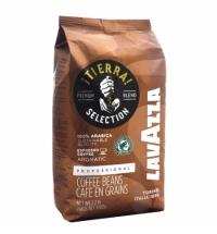 Кофе в зернах Lavazza Tierra 1кг пачка