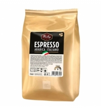 Кофе в зернах Espresso Arabica Italiano 1кг пачка