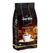 Кофе в зернах Jardin Dessert Cup (Десерт Кап) 250г пачка