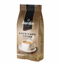 Кофе молотый Jardin Americano Crema (Американо Крема) 75г пачка