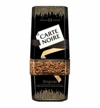 Кофе растворимый Carte Noire Original 190г стекло