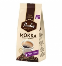 Кофе молотый Paulig Mokka для турки 75г пачка