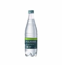 Артезианская вода Aquanika выс./кат. 618мл, газ, ПЭТ