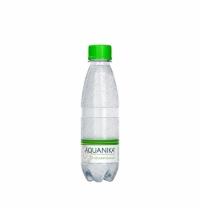 Вода Акваника 0,25 выс./кат., ПЭТ