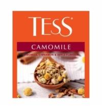Чай Tess для сегмента HoReCa Camomile (Камомайл) травяной, 100 пакетиков