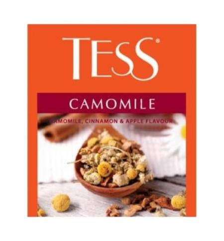 фото: Чай Tess для сегмента HoReCa Camomile (Камомайл) травяной, 100 пакетиков