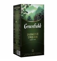 Чай Greenfield Jasmine Dream (Жасмин Дрим) зеленый, 25 пакетиков