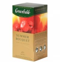 Чай Greenfield Summer Bouquet (Самма Букет) травяной, 25 пакетиков