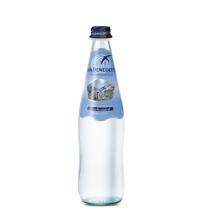 Итальянская вода Сан Бенедетто с газом, 500мл, стекло