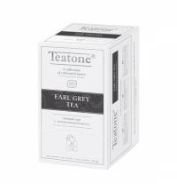 Чай Teatone Earl Grey Tea черный, 25 пакетиков