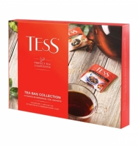 Набор чая Tess 12 сортов 60 пакетиков