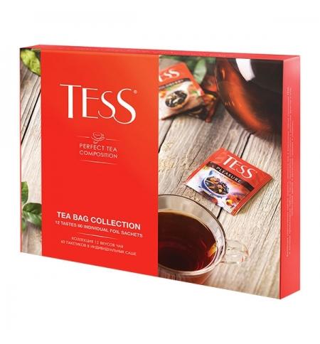 фото: Набор чая Tess 12 сортов 60 пакетиков