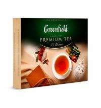 Набор чая Greenfield 30 сортов 120 пакетиков