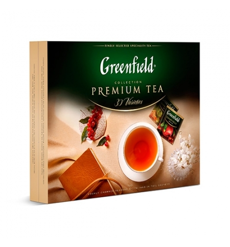 фото: Набор чая Greenfield 30 сортов 120 пакетиков