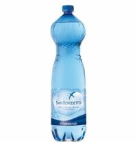 Вода San Benedetto 1.5л, газ, ПЭТ