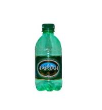 Нарзан минеральная вода с газом 0,33 л, ПЭТ