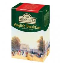 Чай Ahmad English Breakfast (Английский Завтрак) черный, листовой, 200 г