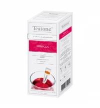Чай Teatone Hibiscus травяной, 15 стиков