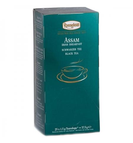 фото: Чай Ronnefeldt Teavelope Assam черный, 25 пакетиков