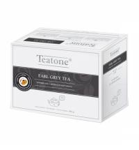 Чай Teatone Earl Grey Tea черный, 20 пакетиков на чайник