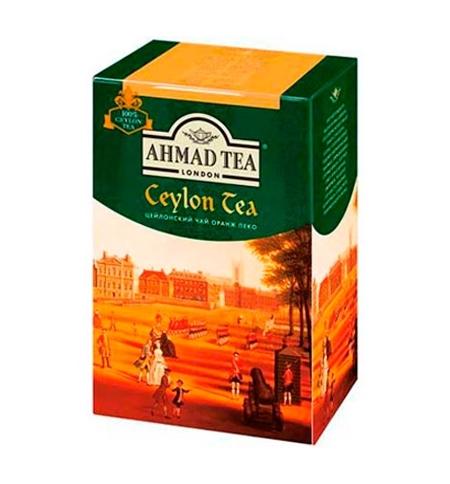 фото: Чай Ahmad Orange Pekoe (Оранж Пеко) черный, листовой, 200г