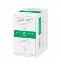 Чай Teatone Jasmine Green Tea зеленый, 25 пакетиков