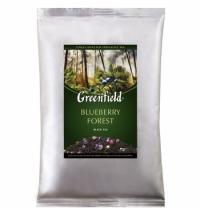 Чай Greenfield Blueberry Forest (Блюберри Форест) черный, листовой, 250 г
