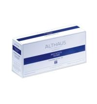 Чай Althaus Mountain Herbs черный, 20 пакетиков для чайников
