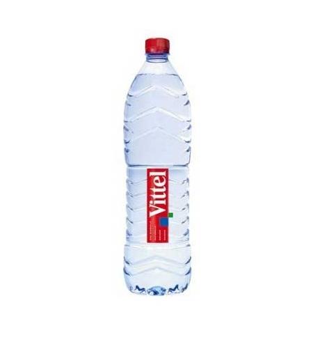 фото: Вода Vittel 1.5 л без газа, ПЭТ