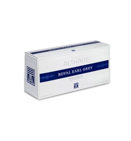 фото: Чай Althaus Royal Earl Grey черный, 20 пакетиков для чайников