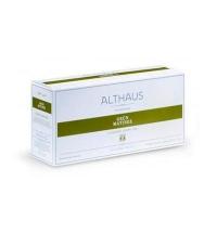 Чай Althaus Grun Matinee зеленый, 20 пакетиков для чайников