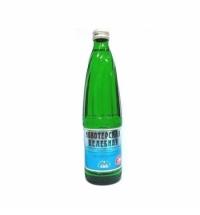 Новотерская минеральная вода 0,5 л газированная, стекло