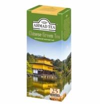 Чай Ahmad Chinese Green (Китайский Зеленый) зеленый, 25 пакетиков