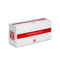 Чай Althaus Strawberry Flip зеленый, 20 пакетиков для чайников