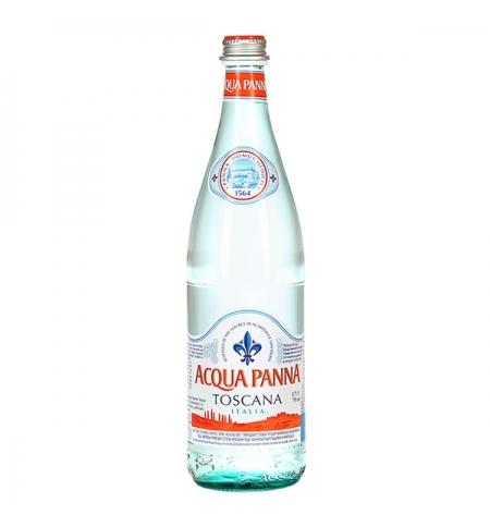 фото: Аква Панна 0.75 л, вода без газа, стекло