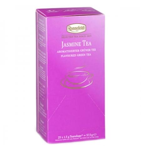 фото: Чай Ronnefeldt Teavelope Jasmine Tea зеленый, 25 пакетиков