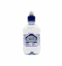 Питьевая вода Шишкин Лес Спорт 0,4 л негазированная, ПЭТ