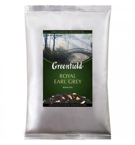 фото: Чай Greenfield Royal Earl Grey (Роял Эрл Грей) черный, листовой, 250 г