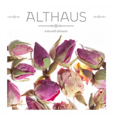 фото: Чай Althaus French Rose травяной, листовой, 125 г