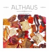 Чай Althaus Guarana Heat фруктовый, листовой, 250 г